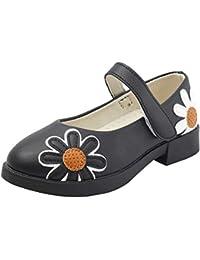 Velcro Negros Fiesta Para Zapatos Niña Amazon knwNOX8P0