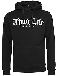 Urban Classics Hoody Thug Life Old English