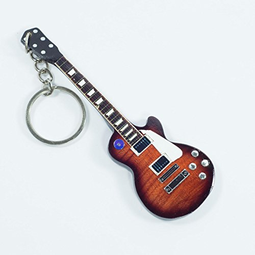 Portachiavi in Legno Forma Chitarra - Guns N' Roses - Slash