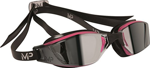 mp-michael-phelps-womens-xceed-swimming-goggles-pink-black-mirror-lens