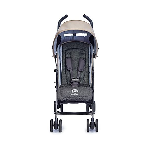 Easywalker Buggy Ibiza Brunch  Suitable from birth 5 point 3 position harness Four recline positions with near flat recline 3