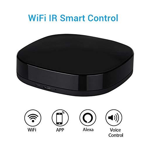 Ocamo Universal WiFi Smart Remote Control, IR-Unterstützung für Alexa IFTTT Google - Remote Google