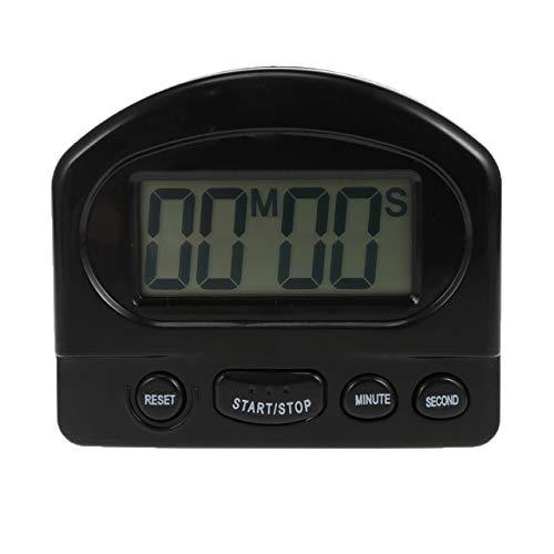 GOGR LCD Digital Cocina Temporizador Mecánico Despertador