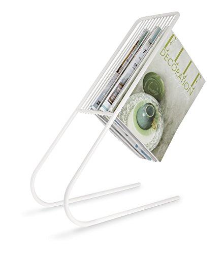 J-me original design Zeitschriftenständer Float weiß