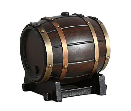 Material: madera de roble   Tamaño: L11 * D10cm   Capacidad 250ml   Peso: 1kg