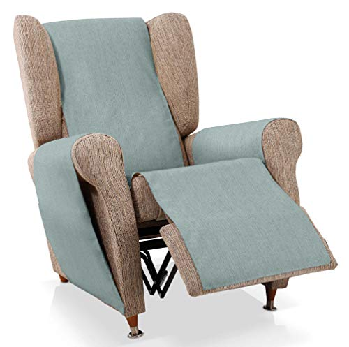JM Textil Sesselschoner Relax Castano, 1 sitzer (55cm), Farbe 216
