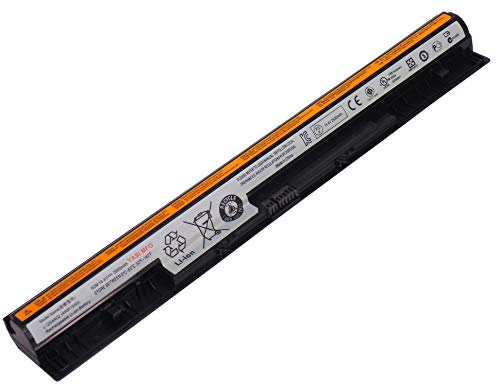 14.4V 2600mAh Laptop Akku L12L4E01 L12S4E01 L12L4A02 L12M4A02 L12M4E01 L12S4A02 für Lenovo G400s G410s G500s G510s G40 G50 Z40-70 Z50 Z50-70 Z710 Medion Akoya S4217T MD98599 MD98711 MD98712 Batterie