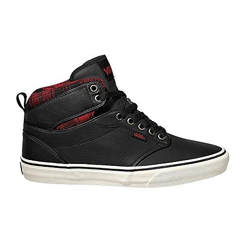 Vans Atwood Hi Herren Sneaker schwarz - rot