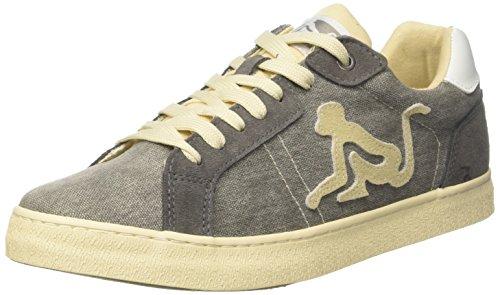 DrunknMunky New England Vintage, Sneaker Uomo, Beige (Beige/Cream), 41 EU