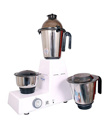 Sumeet domestic dxe 750W Mixer Grinder White  available at amazon for Rs.4049
