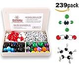 Best Chemistry Sets - Molecular Model Kit (239 pieces) Advanced Chemistry Set Review