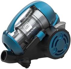 Black & Decker VM2825 2000-Watt Bagless Cyclonic Vacuum Cleaner (Blue)