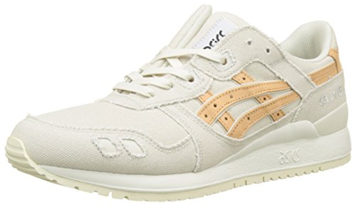 66ab656a2febe9 Asics - Gel Lyte III Platinum Collection Birch/Tan - Sneakers Homme