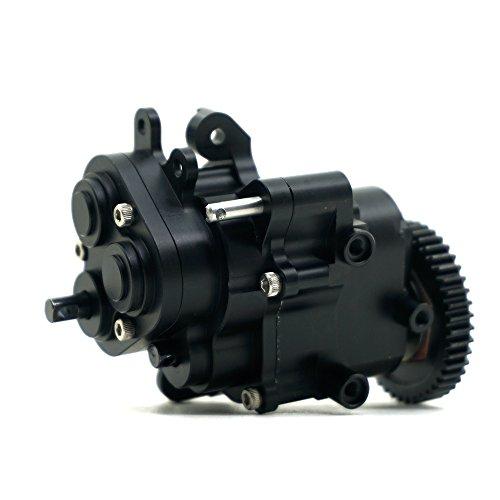 Preisvergleich Produktbild Axspeed Aluminium Center Übertragung Getriebe Fall für 1 / 10 RC Crawler Traxxas TRX-4