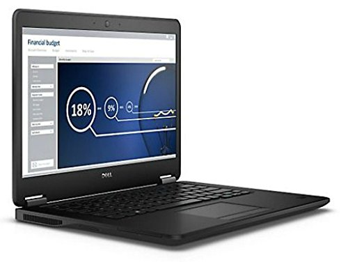 "DELL Latitude E7450 2.3GHz i5-5300U 14"" 1920 x 1080pixels Nero - notebooks (i5-5300U, Windows 7 Professional, Lithium Polymer (LiPo), 64-bit, Windows 8.1 Pro, Intel Core i5-5xxx)"