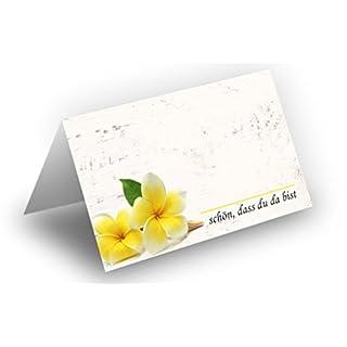 Tischkarten Geburtstag Gelb Heimwerker Markt De