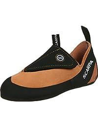 Scarpa Instinct J Zapatos de escalada para niños orange