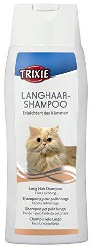 Trixie Cat Shampoo für langes Haar, 250ml