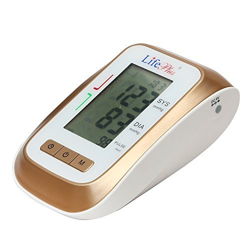 Lifeplus Blood Pressure Monitor
