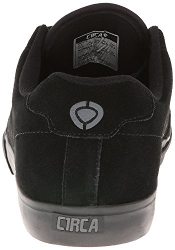 C1RCA Lopez 50 Unisex-Erwachsene Sneakers Black/Black synthetic