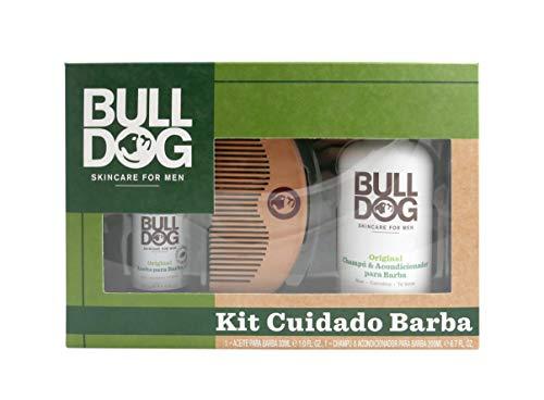 Bulldog Cuidado Facial Hombres - Kit Cuidado Barba