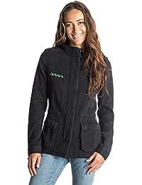 Roxy Damen Mantel In The Wind Coat