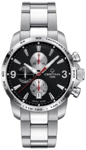 Certina-C0014271105701-Mens-Watch-XL-Chronograph-Automatic-Stainless-Steel