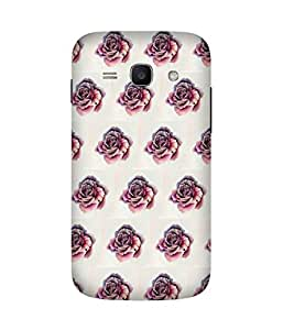 Beautiful Rose Samsung Galaxy Ace 3 Case