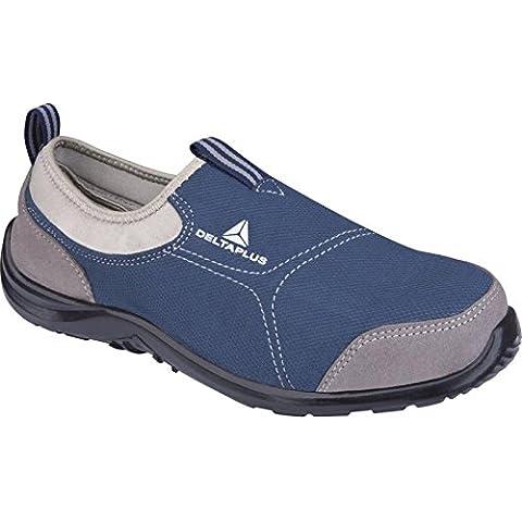 Zapatos de seguridad mod MIAMI PLUS S1P SRC flex hiper super ligero – plantilla Memory foam adapt