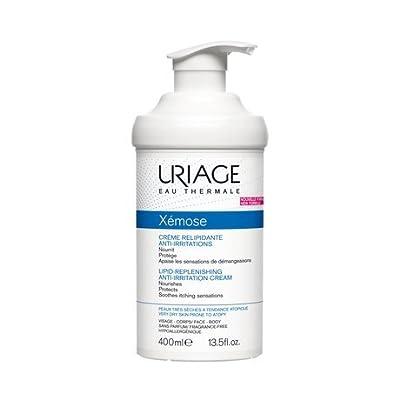 Uriage Xémose Lipid Replenishing Anti-Irritation Cream 400ml by Uriage