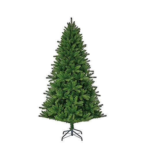 Black Box Trees Brimfield Weihnachtsbaum Tips 1250-h215xd125cm, PVC/Pe, grün, 215 -