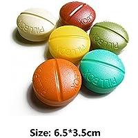 SwirlColor Mini-Pille Aufbewahrungsbehälter für tragbare Pille-Kasten für Reisen preisvergleich bei billige-tabletten.eu
