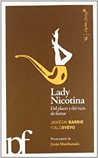 Lady Nicotina par Barrie