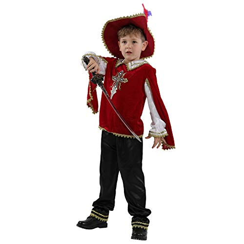Kind Prinzessin Kostüm Römische - Canness-clothing Kostüm Römischer Krieger Kostüm Rüstung Kinder Prinz Kostüm Kinder Halloween Kostüm Mädchen Jungen Halloween Cosplay Kleid Kostüm 4-12 (Größe : XL)