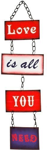 love-is-all-you-need-metal-sign-hanging-plaque