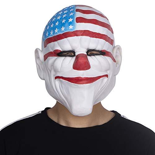 n-Kopfbedeckung für Maskerade-Party, Kostüm-Party, Karneval, Weihnachten, Ostern, Halloween ()