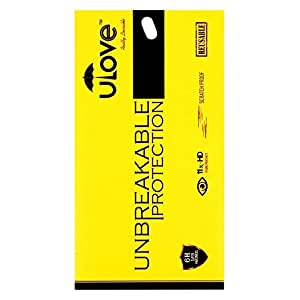ABC ULove Screen Guard Unbreakable Protection for SAMSUNG G360 (FRONT)