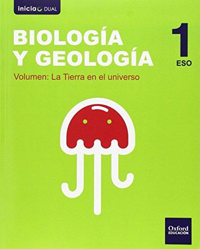Biología Y Geología. Libro Del Alumno. ESO 1 (Inicia Dual) - 9788467398182