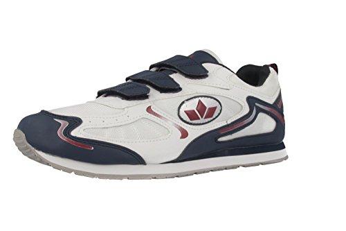 Lico - Nelson V - Herren Sportschuhe - Weiß Schuhe in Übergrößen, Größe:48