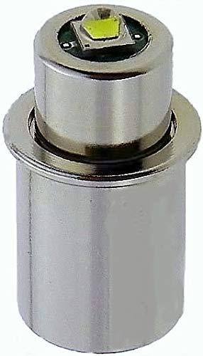 Maglite LED Upgrade Modul Birne - für 2 C/D cell Taschenlampen 300 Lumen modul, UpLED