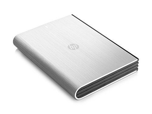 HP PX3100 1TB External Hard Disk Silver Price in India