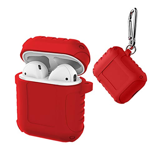 Hexcbay Funda de Silicona Apple AirPods