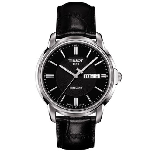 tissot-herren-armbanduhr-analog-automatik-leder-t0654301605100
