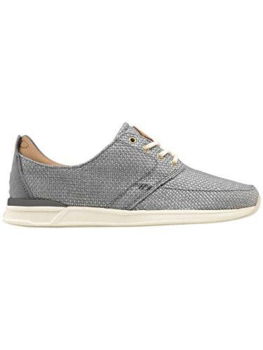 Reef Damen Rover Low Tx Sneaker Grey