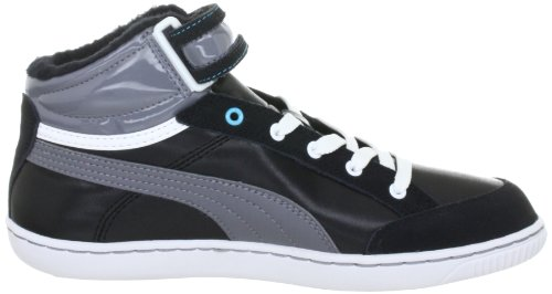 Puma Avila Mid Winter Wn's 354056, Sneaker donna Nero (Schwarz (black-white-steel grey-bl 01))