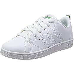 cheap for discount 3d799 55513 adidas Vs Advantage Cl K, Zapatillas de Deporte Unisex Niños, Blanco (Ftwbla