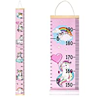 Wall Height Chart Growth Chart for Kids Wooden Wall Ruler 7.9