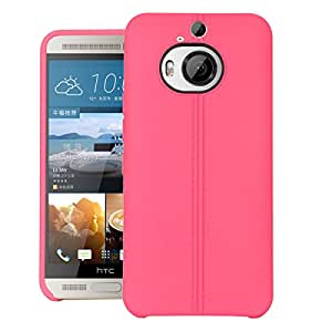 ZOUK HTC One M9+ Back Cover, Tpu Case For HTC One M9+ - Pink