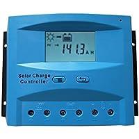 autoswitch PWM solare pannello regolatore Solar Charge Controller 40A 12V 24V - Trova i prezzi più bassi