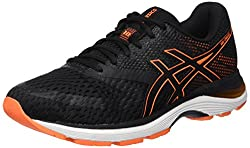 Asics Men's Gel-pulse 10 Running Shoes, Black (Blackblack 001), 9.5 Uk